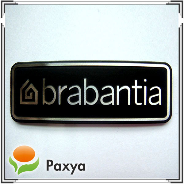 Brabantia – Metal emblem for houseware